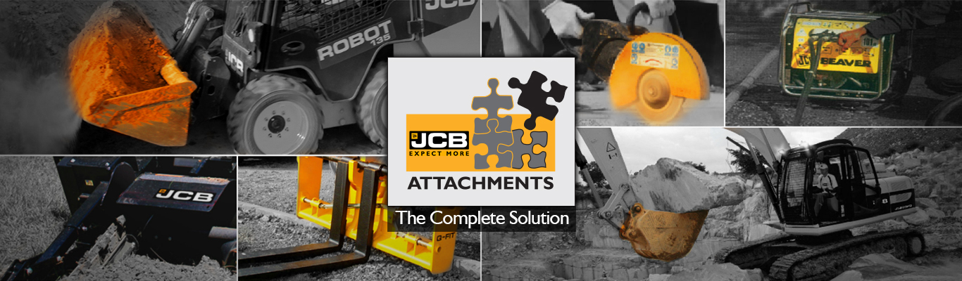 JCB Attachments Imphal